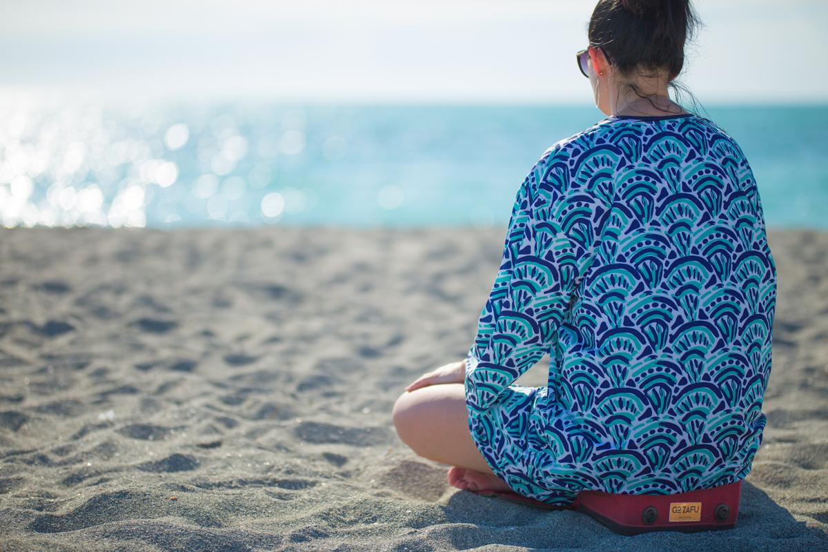 go zafu meditation cushion